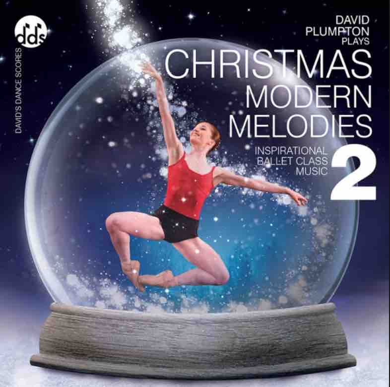 Christmas Modern Melodies 2 CD by David Plumpton