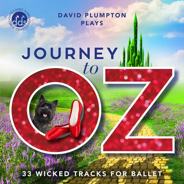 Journey To Oz CD by David Plumpton Ballet Class Music CDsJourney To Oz CD by David Plumpton Ballet Class Music CDsJourney To Oz CD by David Plumpton Ballet Class Music CDs