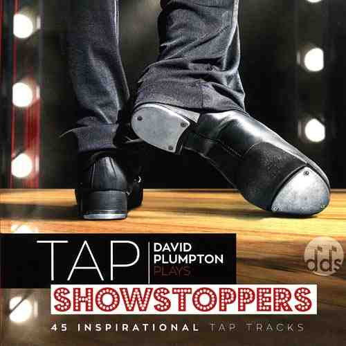 Tap Showstoppers CD by David Plumpton