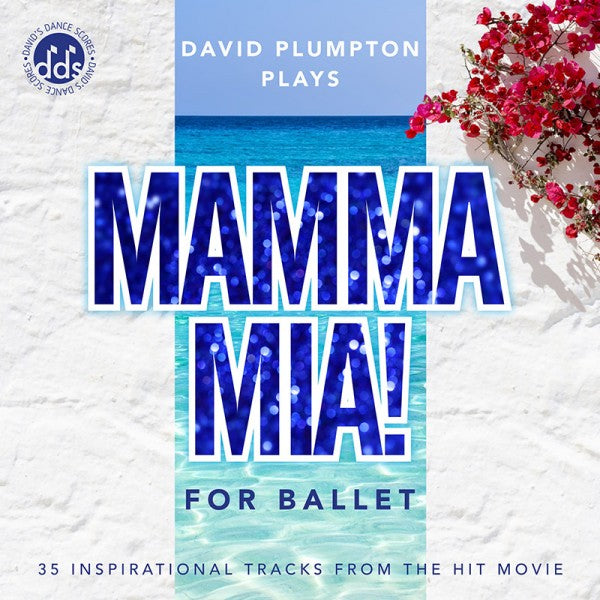 New Mamma Mia CD by David Plumpton Mama Mia for Ballet CDs