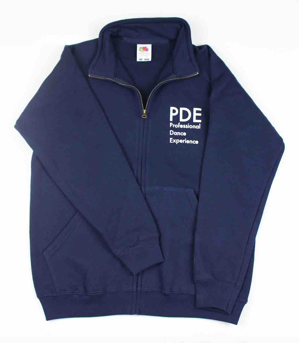 Childrens PDE Ballet Associate Tracksuit Top