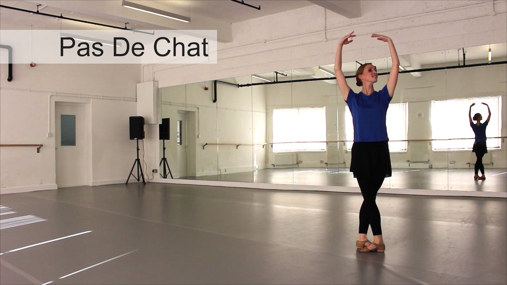 Pas-De-Chat-Ballet-Video-Download