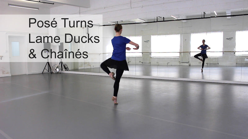 Pose-Turns-Lame-Ducks-And-Chaines-Ballet-Video-Download