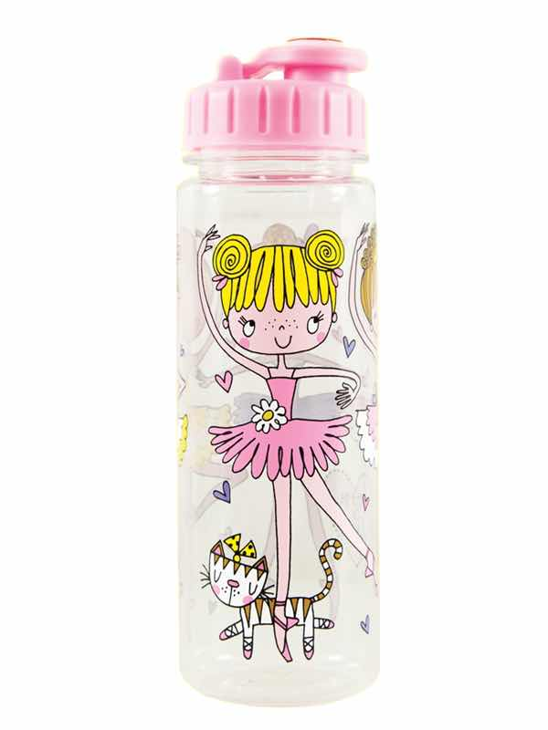 Water Bottle For Dance Ballet Dancers Drinking Bottle By Rachel Ellen Designs - Ballet Gifts For Girls.