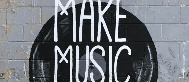 The Story Behind Make Music, Not War
