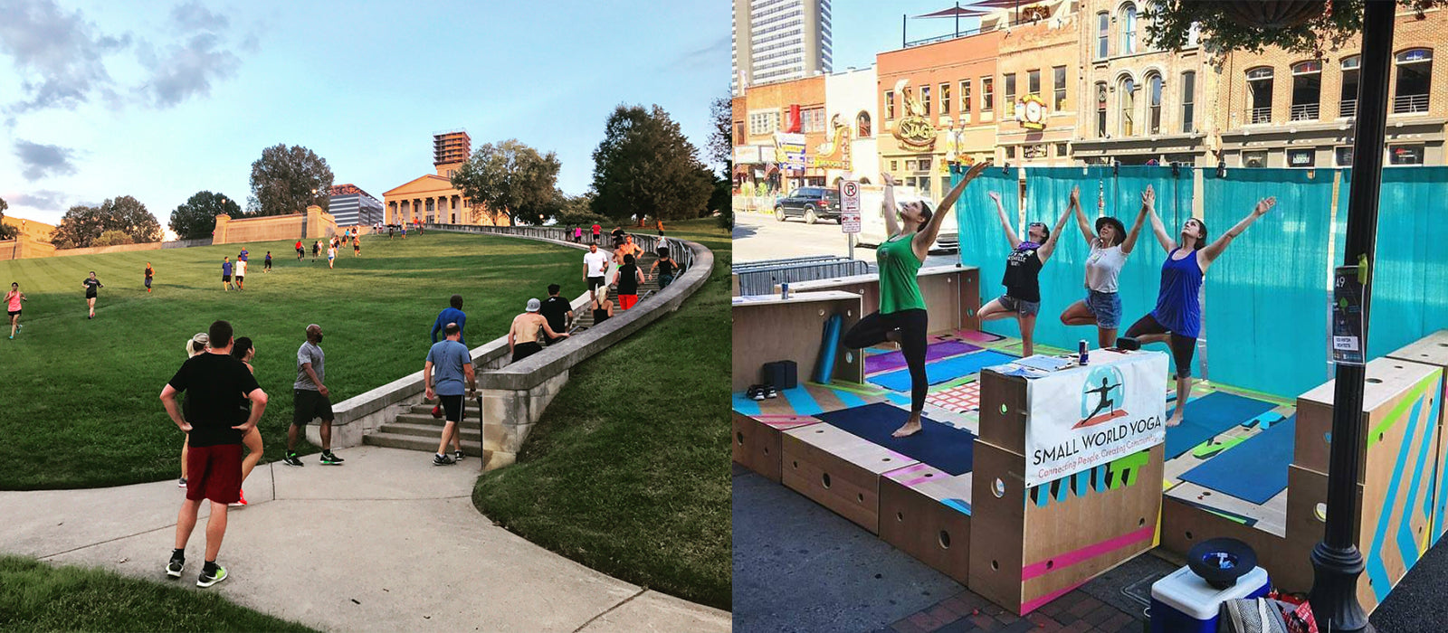 The Best Free Workouts in Nashville