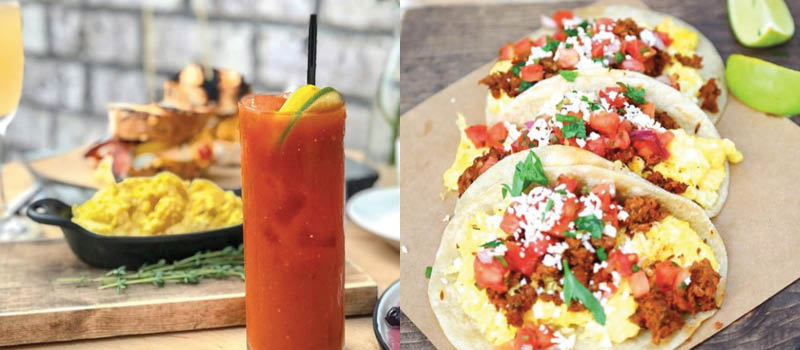 A Nashville Brunch Spot for Every Enneagram Number