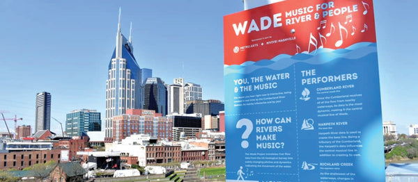 Wade [Music for River and People]  |  Aaron Hoke Doenges