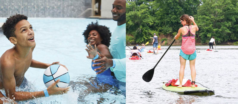 Beat the Heat: Water Attractions In and Near Nashville