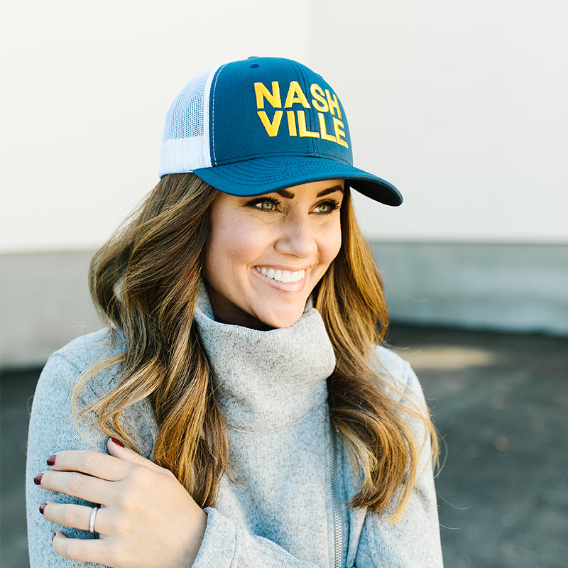 The Nashville Hat - Trucker