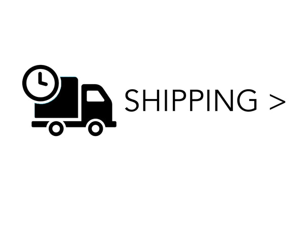 shipping and delivery information