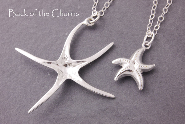 back of the starfish charms