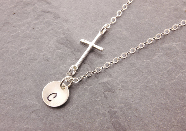 cross necklace for daughters