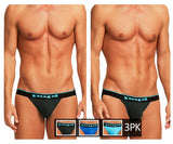 3PK Cotton Stretch Jockstrap