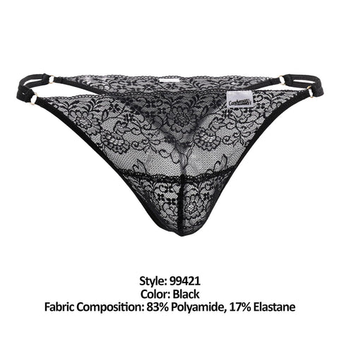 Lace G-String Thongs