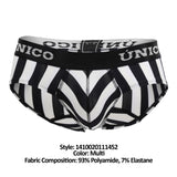 Briefs Blackline Microfiber
