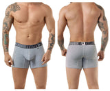 Poly-Cotton Boxer Briefs