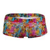 PIK 0227 Chekke Printed Trunks
