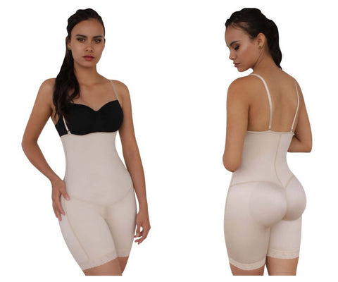 Strapless Body Shaper Butt Lifter