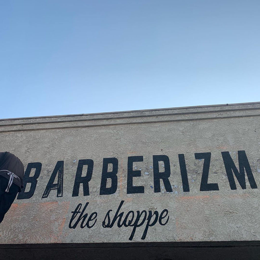 DC the Barber, Barberizm the Shoppe
