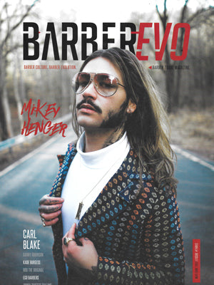 Barber EVO Magazine North America