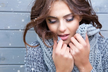 How to Fight Dry Winter Skin