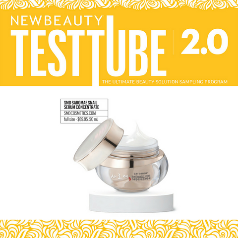 New Beauty Test Tube