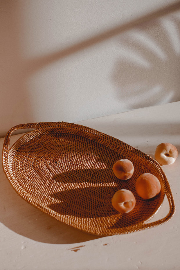 Everyday Rattan Tray