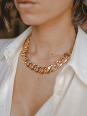 La Suite chain necklace