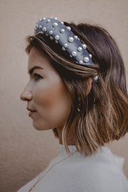 Your Highness pearl headband