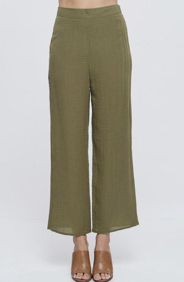 Love Me Knot Nylon Trousers