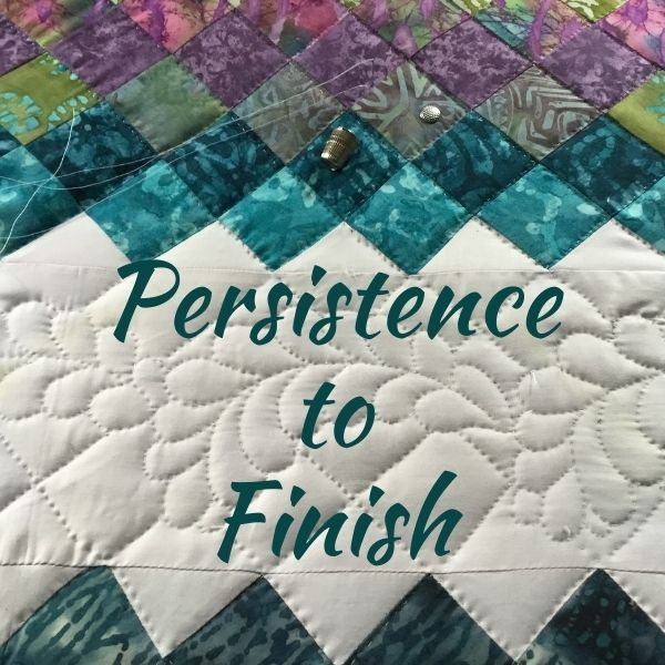 Persistence to Finish