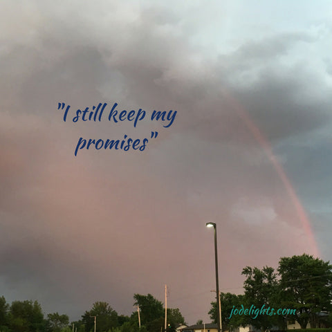 He Still Keeps His Promises
