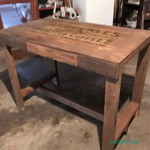 Coffee Bar Table