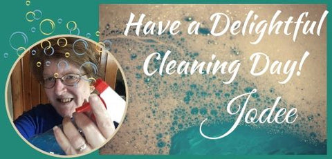 have a delightful cleaning day