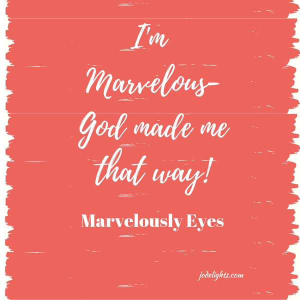 Marvelous Eyes