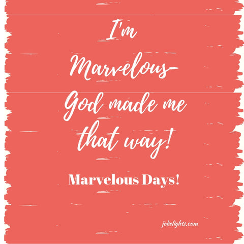 Marvelous Days