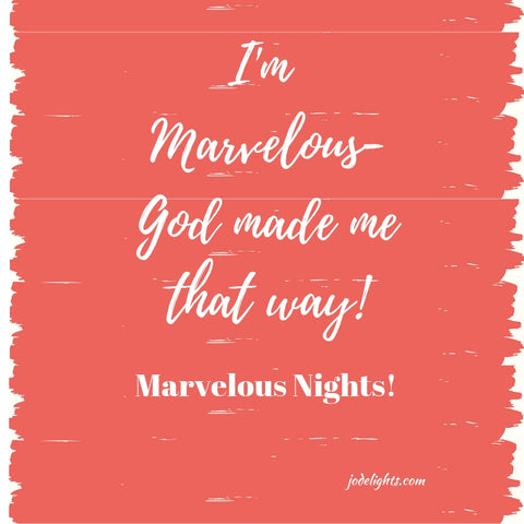 Marvelous Nights