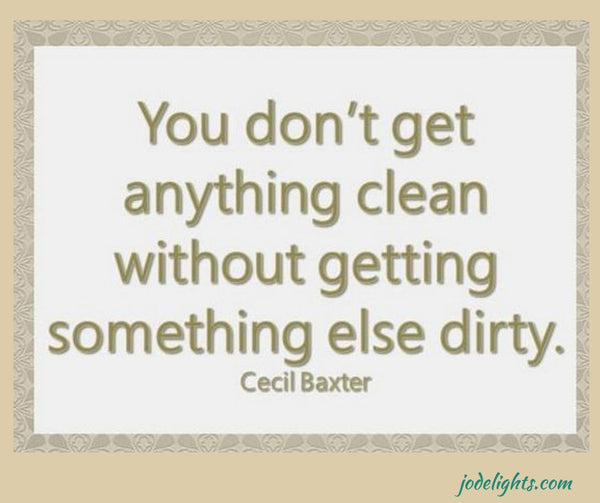 Cecil Baxter cleaning quote