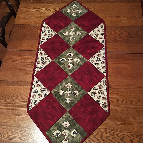 Berries Table Runner