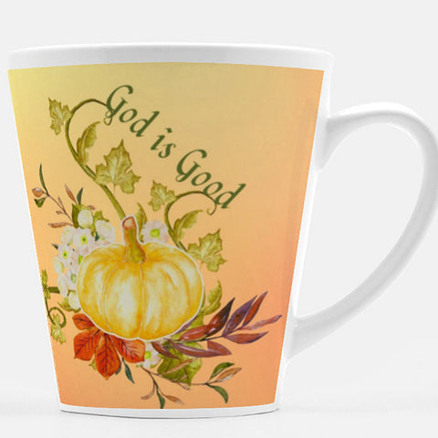 Latte Mug: God is Good