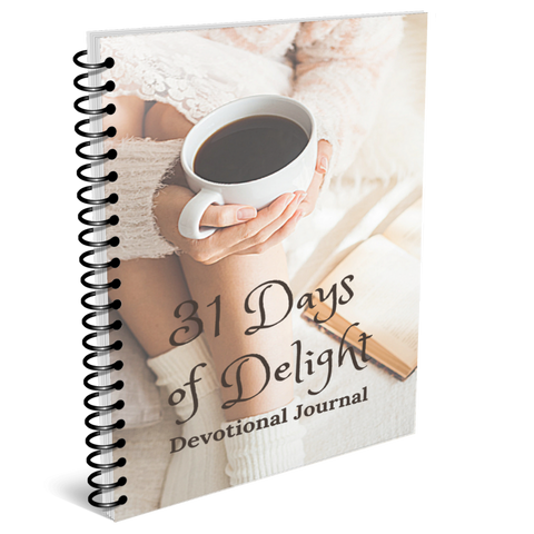 31 Days of Delight Journal