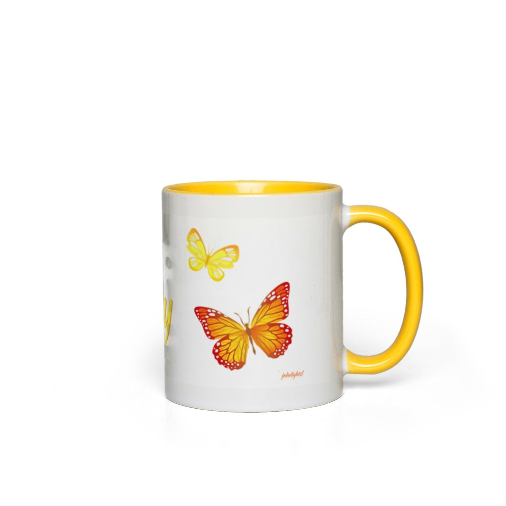 Accent Mugs-Joy