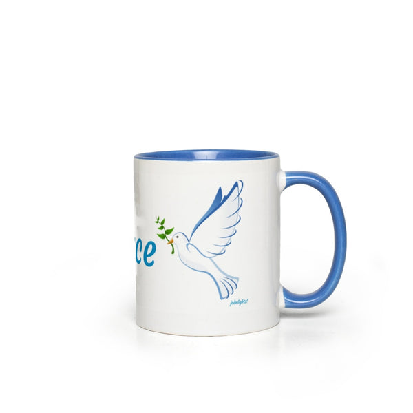 Accent Mugs- Peace