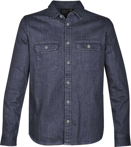 Men's Impact Denim Workshirt