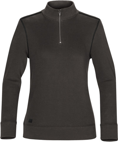 Women's Hanford 1/4 Zip Mock Neck