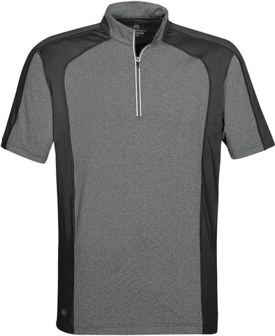 Men's Odyssey Zip Polo