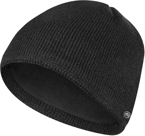 Helix Knitted Fleece Beanie
