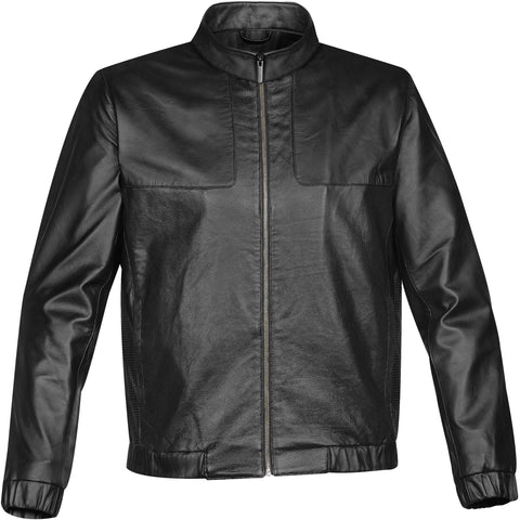Men's Cruiser Leather Jacket