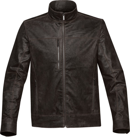 Men's Stone Ridge Leather Jacket
